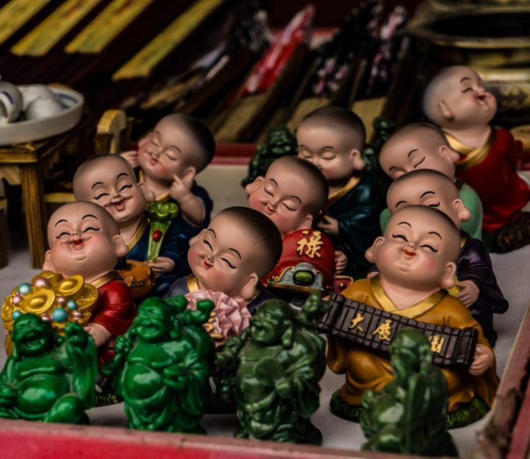 Chiny - pułapki
