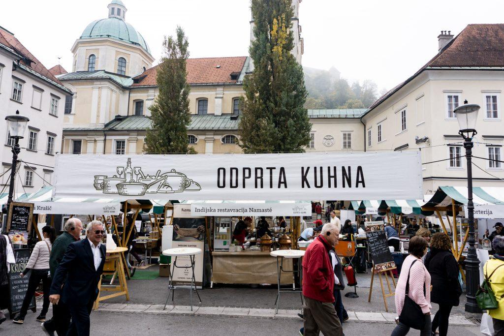 zjeść w Słowenii