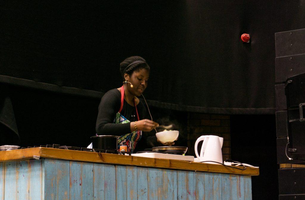Wegański festiwal
