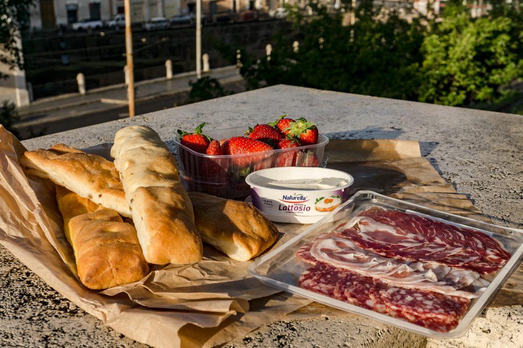 Co zjeść w Rzymie