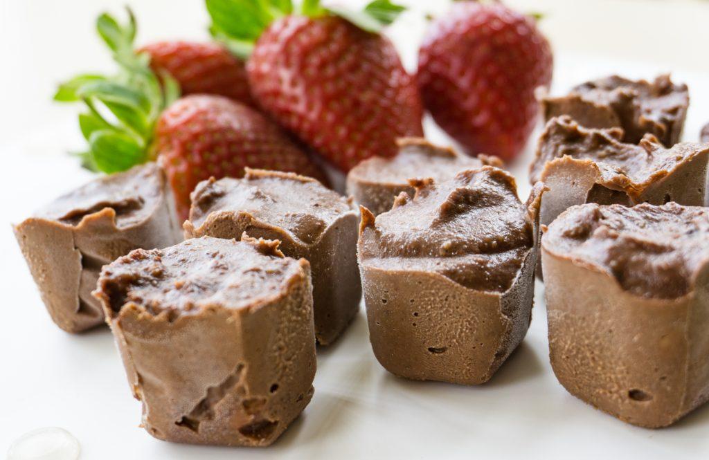 paleo czekoladki