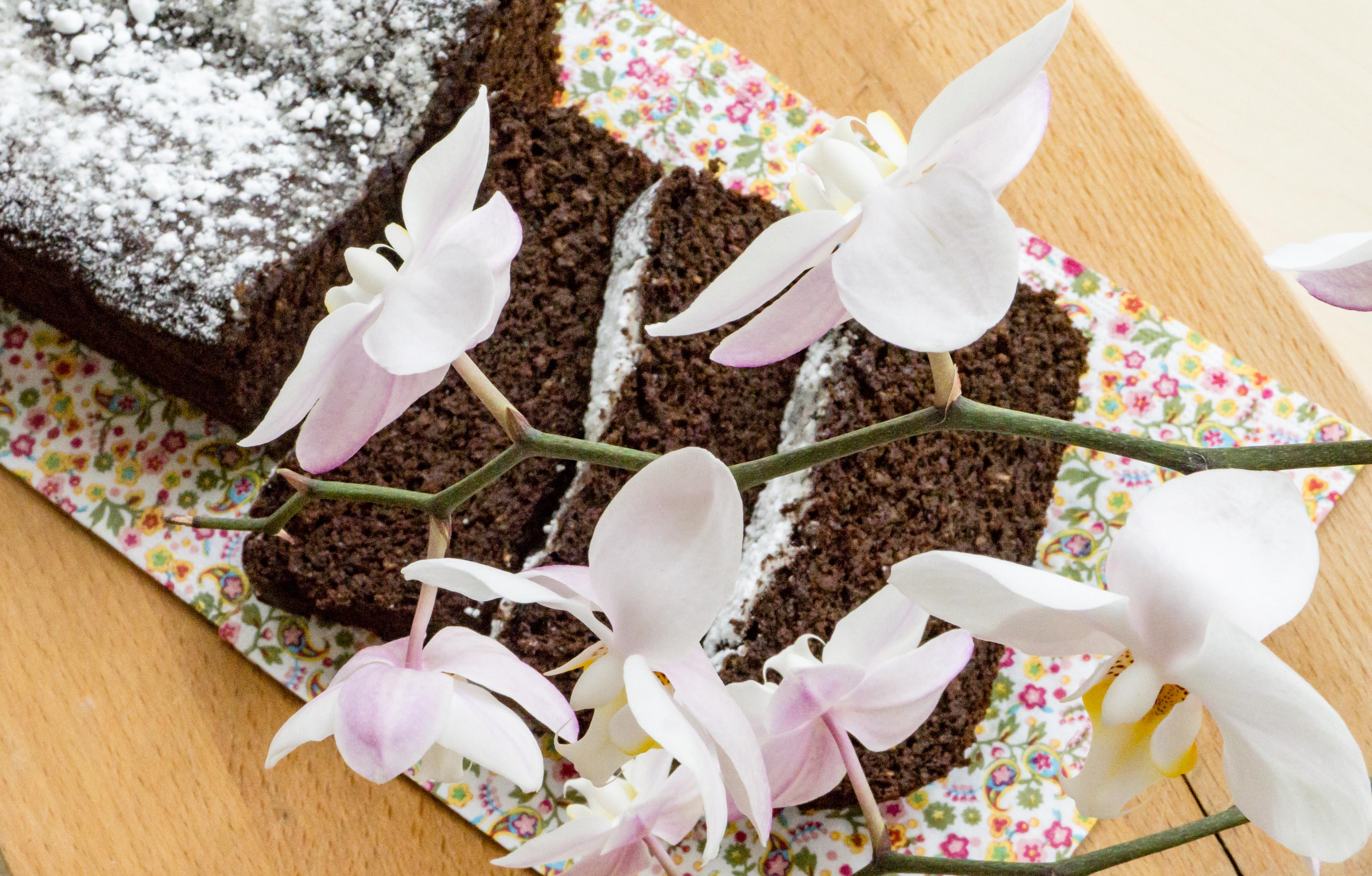 Brownie z gorzkiej czekolady