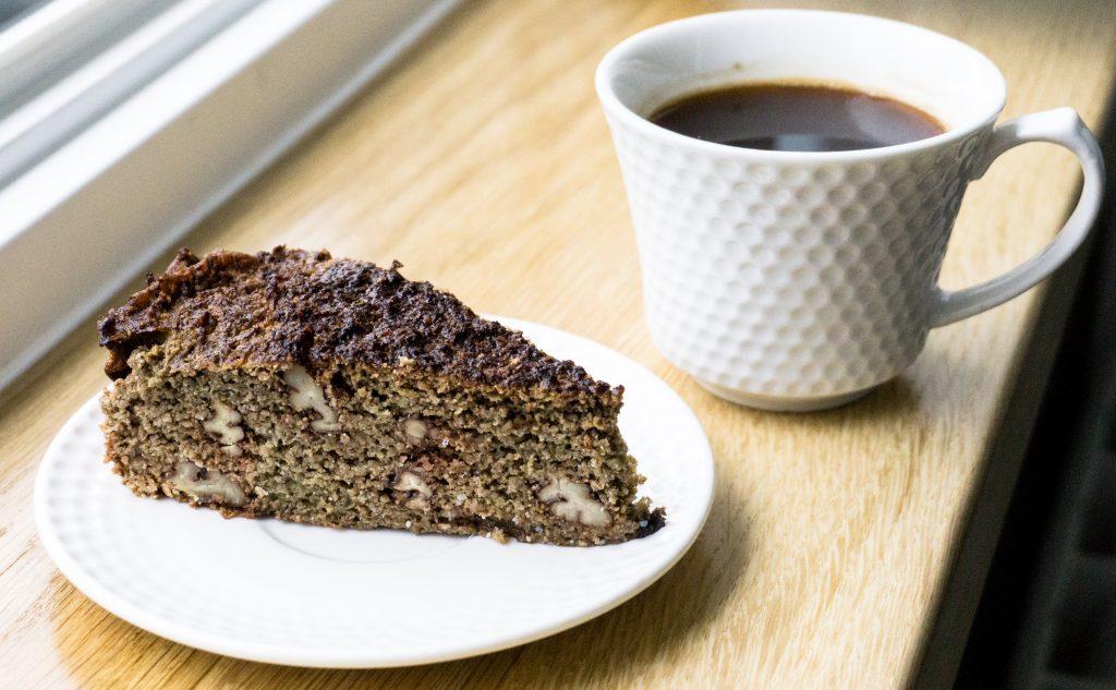 Kawowe ciasto