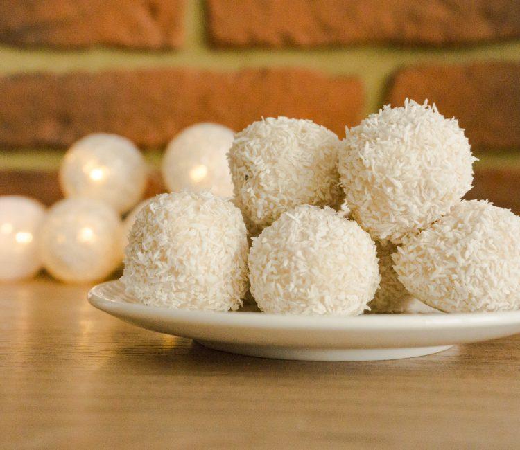 Kulki kokosowe a'la Raffaello