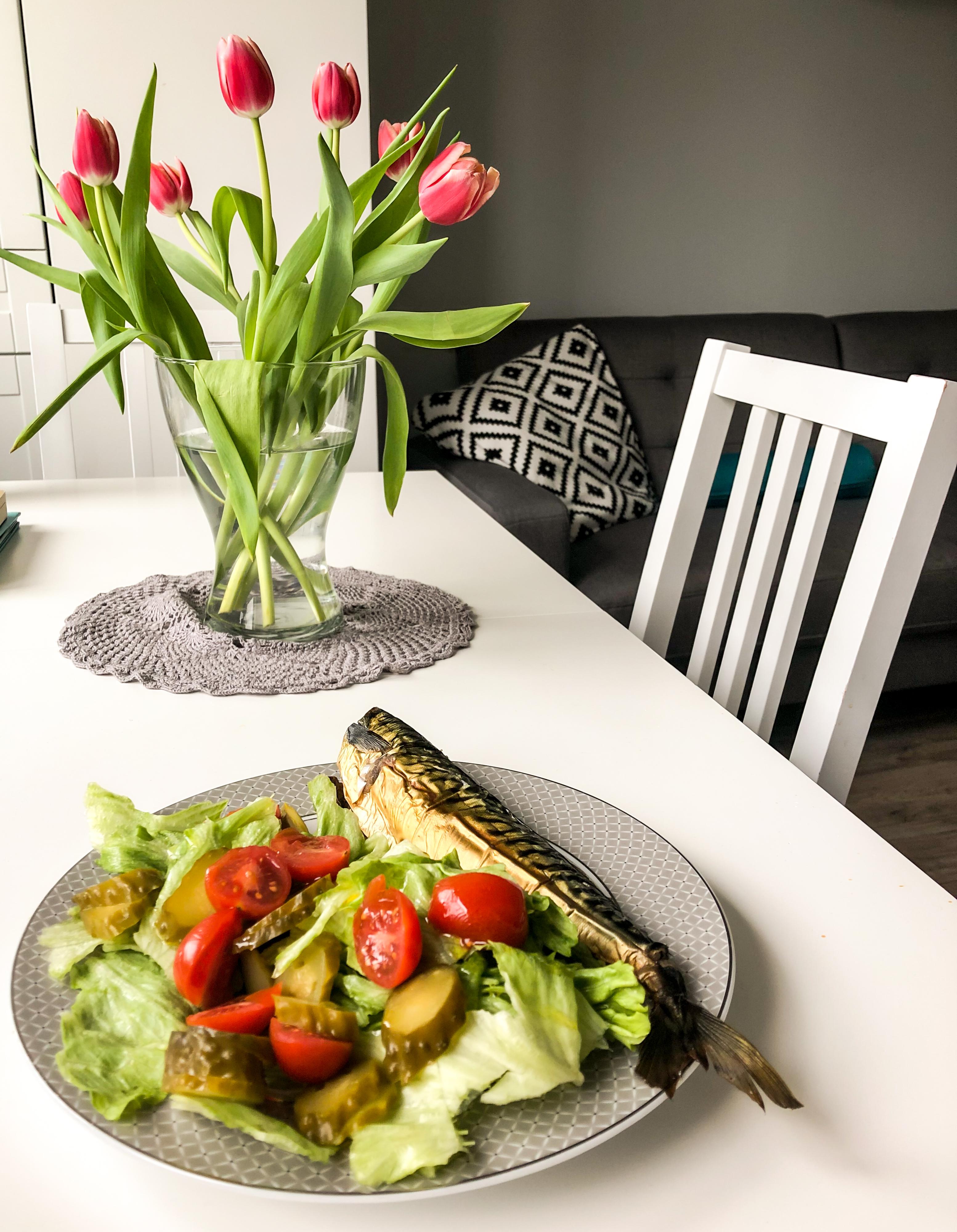 Co jeść na keto adaptacji - wędzona makrela